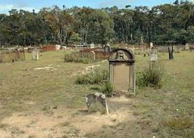 Hill-End and Tambaroora Cemetary