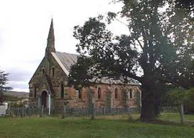St-Pauls Presbyterian Church
