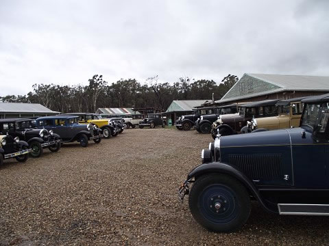 Historic Car Club